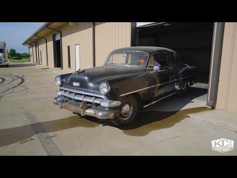 1954 Chevy BelAir First DRIVE In Years!!