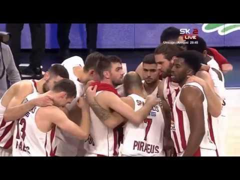 Anadolu Efes 58-61 Olympiakos | Last Minutes