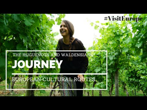 The Huguenots and Waldensians Cultural Route