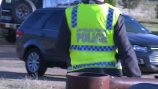 Arrest and Federal Police Investigation of Haisem Zahab in Young NSW