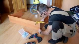 як зробити кутову струбцину для меблів своїми руками