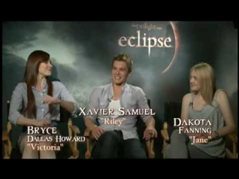 Interview with cast of Twilight: Eclipse! Mp3