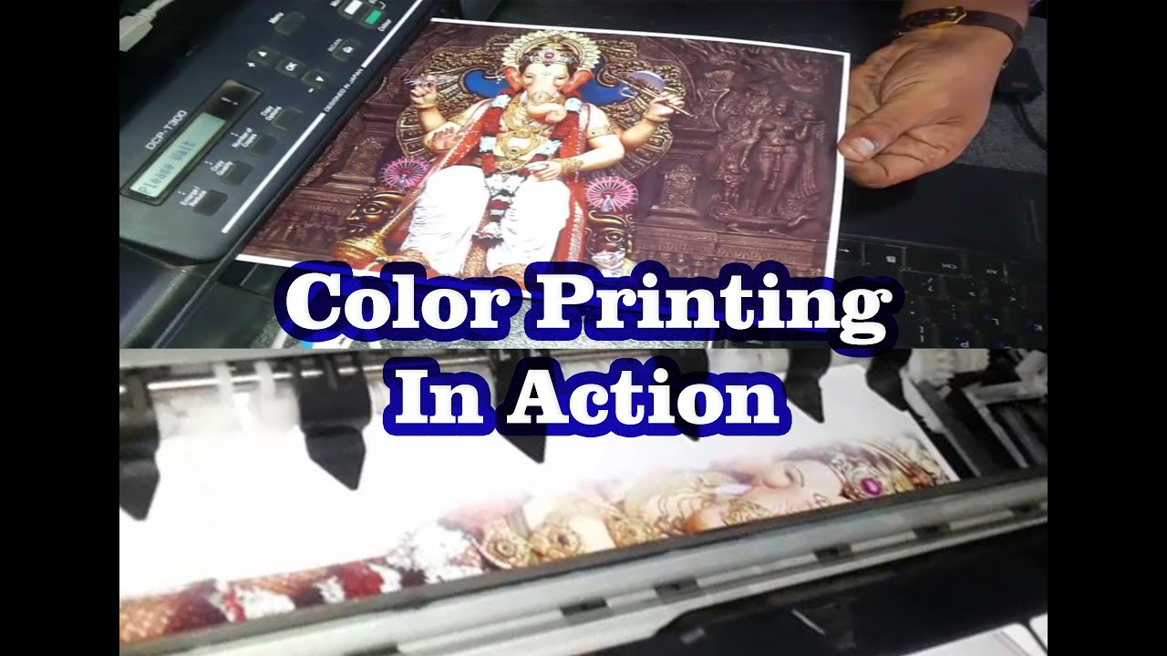 Color printing quality - Color Printing Quality 23