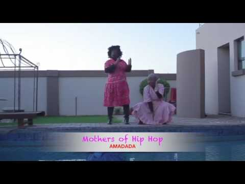 Amadada Thenjiwe and Dawn Thandeka King. South African Comedy