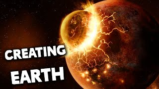 'Realistically' Creating Earth in Universe Sandbox 2! [Extremely Simplified!]
