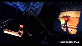 Ксения Симонова. КИНО сначала. Судак 2012(28 июля 2012. Ксения Симонова в качестве Друга рок-фестиваля