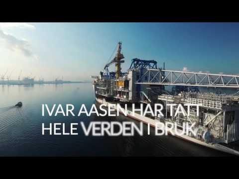 Ivar Aasen produksjonsstart 24  desember 2016 HD