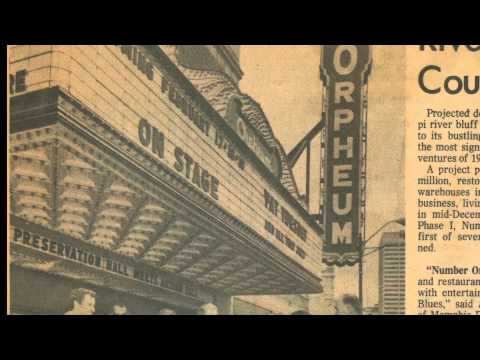 The History of the Orpheum Theatre