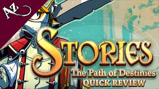 Stories: The Path of Destinies - Quick Game Review