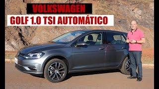 Golf 1.0 TSI Automático - Teste com Emilio Camanzi