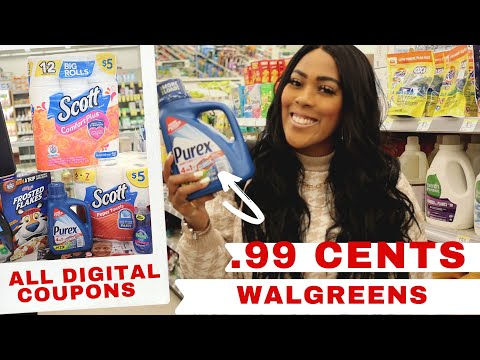 Easy Walgreens All  Digital Couponing Deals! Learn how to Coupon | One Cute Couponer