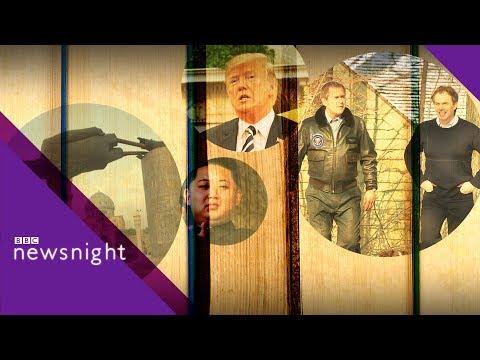 Francis Fukuyama on the rise of identity politics – BBC Newsnight