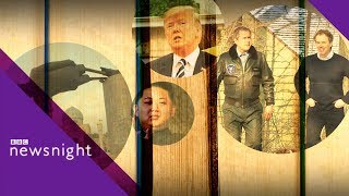 Francis Fukuyama on the rise of identity politics - BBC Newsnight