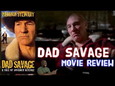 Dad Savage - THE FIRST DARKER SIDE OF PATRICK STEWART?