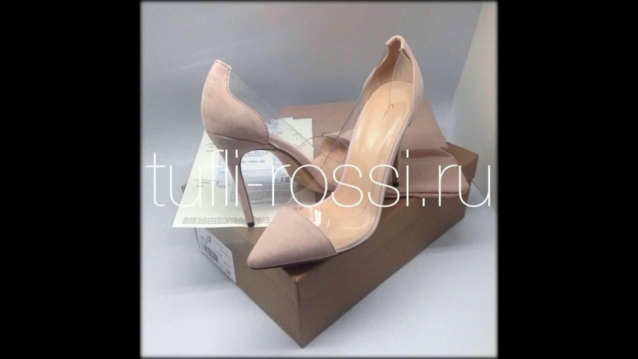Реплика на туфли Christian Louboutin лодочки - Обзор посылок из .