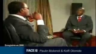 Paulin Mukendi dans : Face B avec  Koffi Olomide (2008)