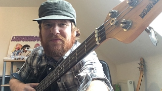 LIVE Bass Looping!