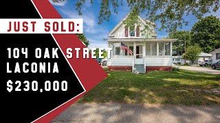 104 Oak Street Laconia, NH