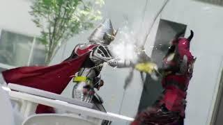Kamen Rider Gaim  Kouta vs Kaito Final Battle Victory mv