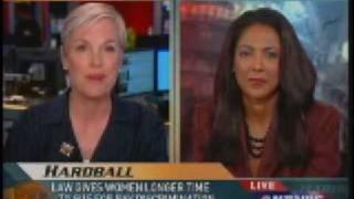Hardball: Michelle Bernard vs Cecile Richards on Lilly Ledbetter