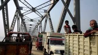 Bihar Rajendra Bridge (Pul)  in Danger Situation Full Journey