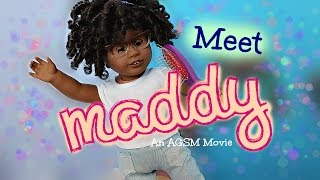 Gambar cover Meet Maddy! ~ an AGSM movie by White Fox Stopmotion