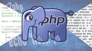 как работает PHP  и история языка