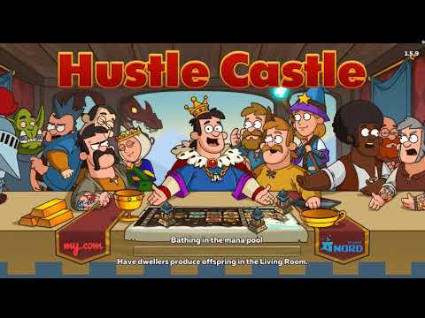 Boozy Gaming: Hustle Castle Arena (4-40) Match #2