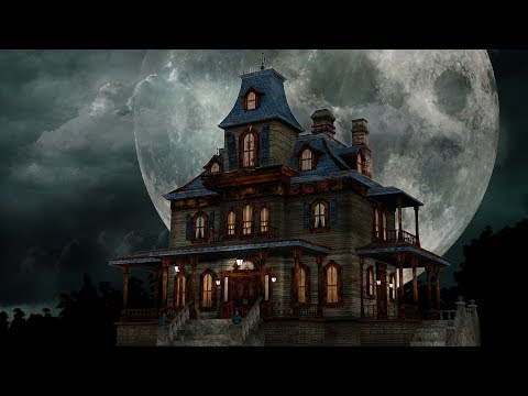 Spooky Music - The Count's Manor