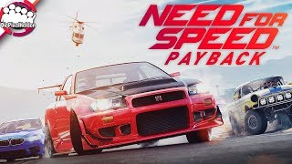 NEED FOR SPEED PAYBACK - 1st hour / 1te Stunde - Gameplay