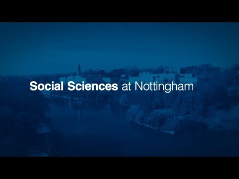 Social Sciences at Nottingham