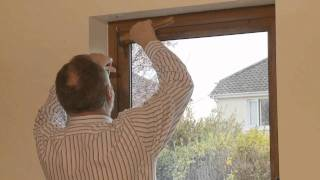 How to measure and fit Roman Blinds