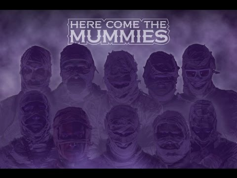 Here Come the Mummies Live from Buffalo Iron Works - Buffalo.FM Presents: