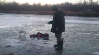 Рыбалка в Магадане.(, 2016-11-02T00:46:55.000Z)
