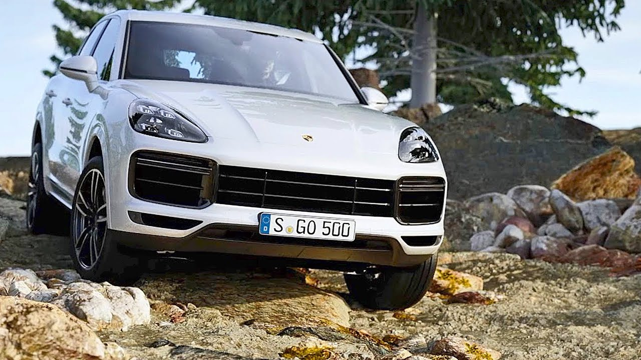 porsche cayenne turbo 2018 features driving design youcar