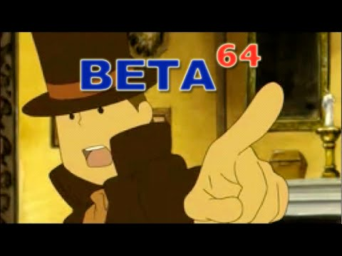 Beta64 - Professor Layton and the Curious Village