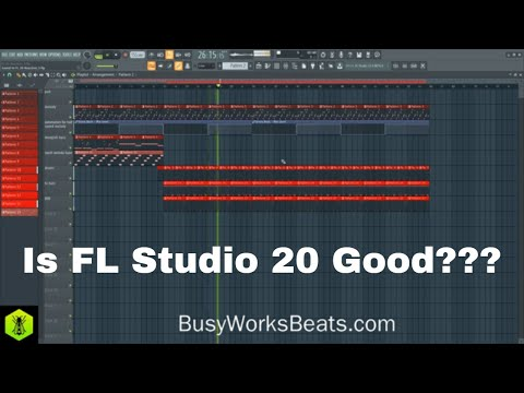 FL Studio 20 Reaction | Is FL Studio 20 any Good???