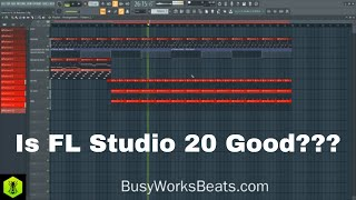 FL Studio 20 Reaction | Is FL Studio 20 any Good???