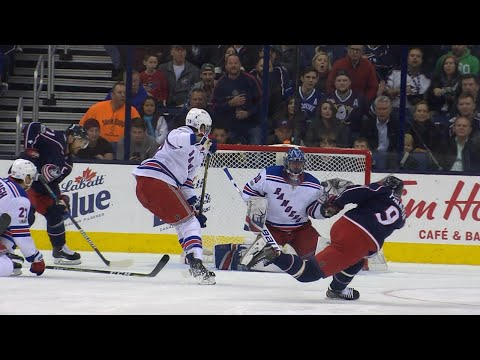 11/17/17 Condensed Game: Rangers @ Blue Jackets