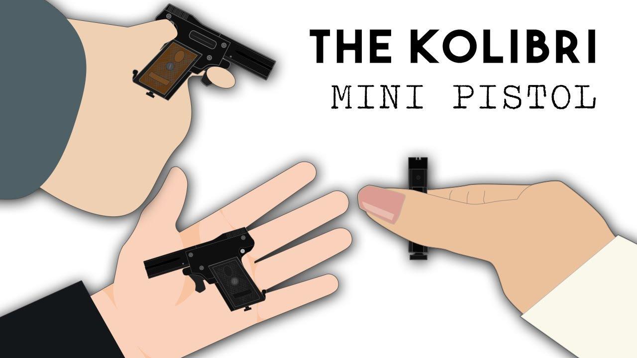 The Kolibri Weird Weapons Youtube