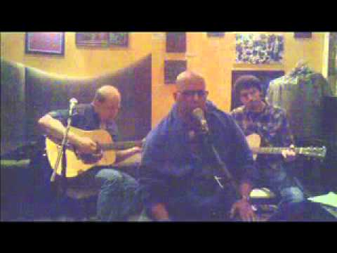 "Dave Rudbarg & Friends Unplugged@ the Path Cafe-Excerpted Version of ""Fire""..."
