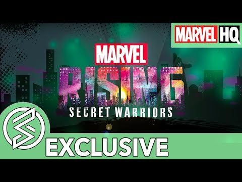 Introducing MARVEL RISING! | A New Generation of Heroes
