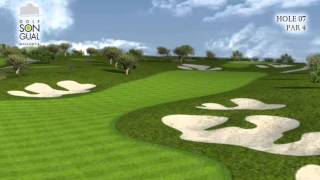 Hole 7 Golf Son Gual Mallorca