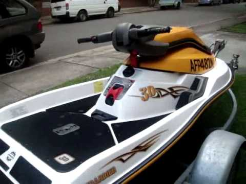 Seadoo 3d Jet Ski Overview Youtube