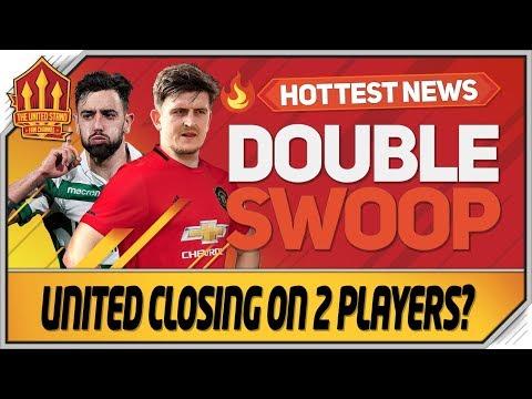 Manchester utd latest transfer news update