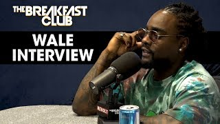 Wale On New Energy, Therapy, J. Cole, Drake + More