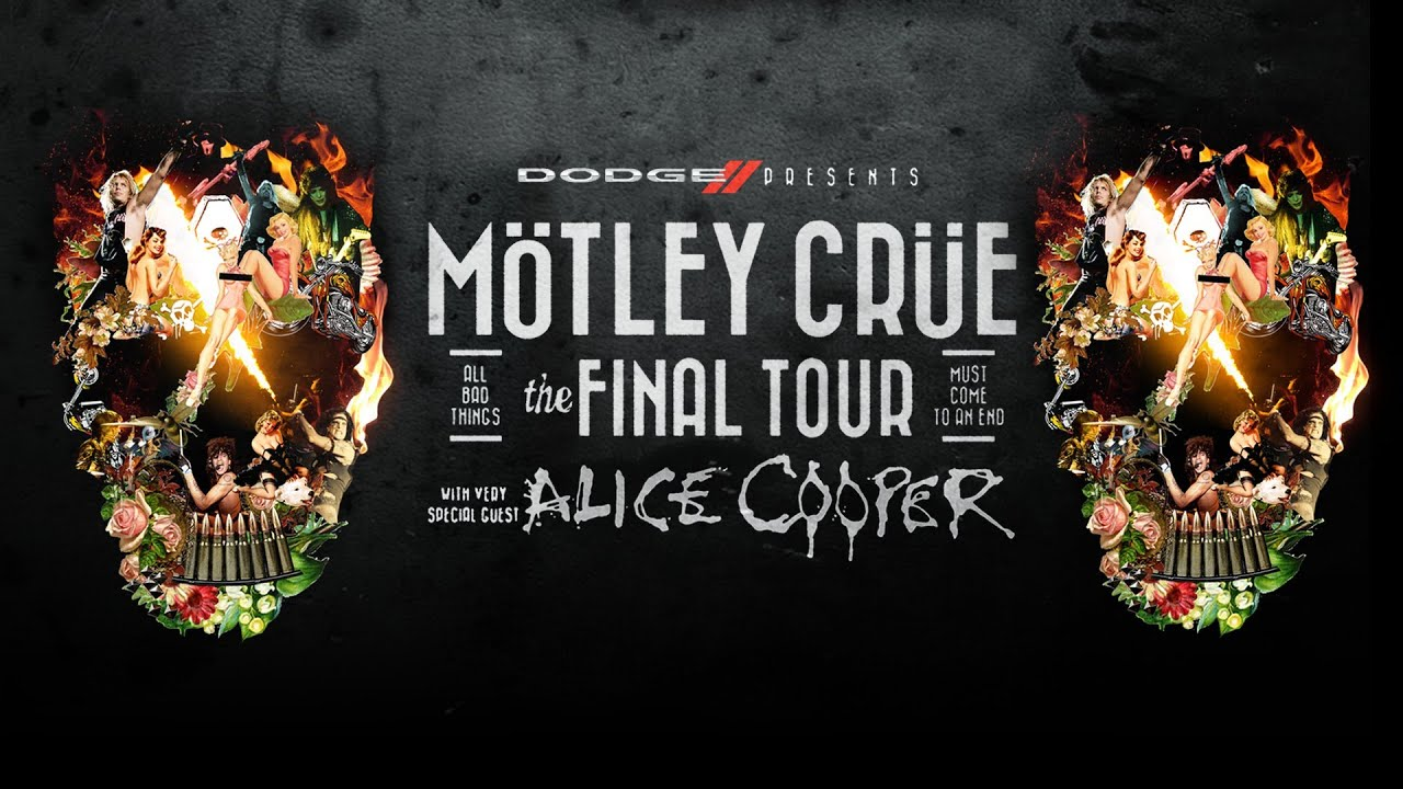 Motley Crue The Final Tour Press Conference Youtube