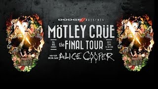 Motley Crue: The Final Tour Press Conference
