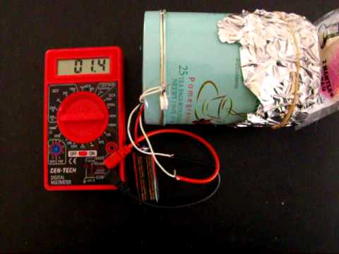 Home Built Radiation Detector