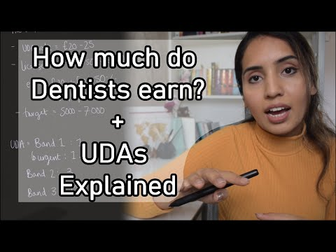 How Much Do Dentists Earn? | UDA And NHS Salary Explained